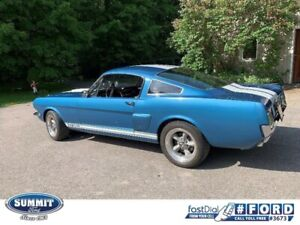 1966 Ford Mustang GT350 Coupe1966 Mustang Fastback Shelby GT350