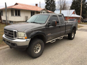 2003 Ford F-250 XLT V8 Turbo Diesel
