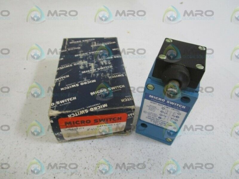 MICROSWITCH LIMIT SWITCH LSF7L *NEW IN BOX*