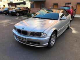 BMW 320 2.2 2002MY Ci