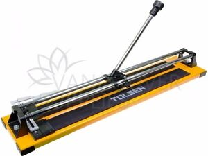 Tolsen Heavy Duty Tile Cutter 600mm Porcelain Ceramic Rip Hand