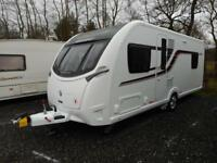 Swift Conqueror 560 4 Berth with Rear Island Bed & Centre Washroom