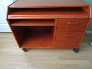 COMPUTER DESK OR CRAFT TABLE