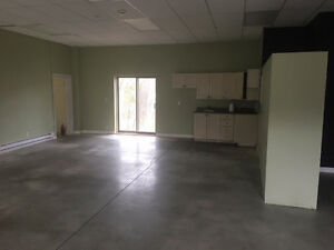 NEW PRICE! 1000 Sqft Commercial Space Main St. N. Callander