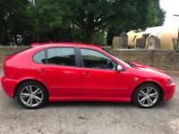 Seat Leon 1.9TDI 2005MY FR 1 years mot bargain £1495
