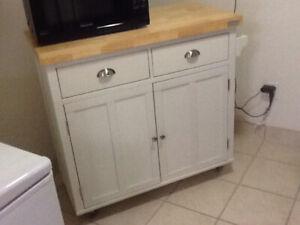Cuisinart Kitchen Storage Cart