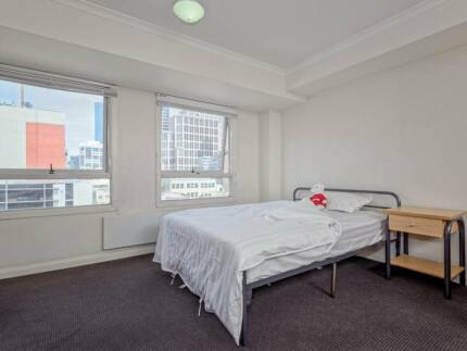 Double Studio Apartment opposite Flinders Street Station Melbourne CBD Melbourne City Preview
