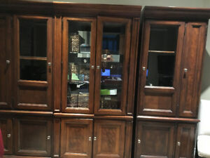 Thomasville Office or Dining Room cabinets