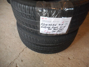2-P215/55/R16 91H GOODYEAR EAGLE RS-A ASK FOR 1110