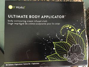 ItWorks! Ultimate Body Applicators