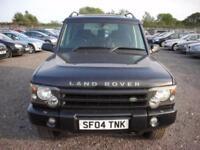 2004 04 LAND ROVER DISCOVERY 2.5 LANDMARK TD5 5D AUTO 136 BHP DIESEL