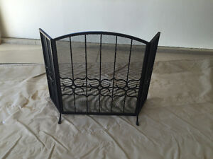 Rustic Fireplace Grate *REDUCED*