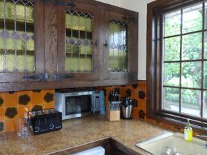 Portes de cabinets de cuisine, salle à manger et salle de bain