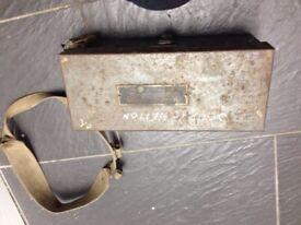 Antique battery less telephone ( South Hetton Pitt colliery