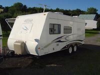 Roulotte Trail Cruiser TC-21RBH