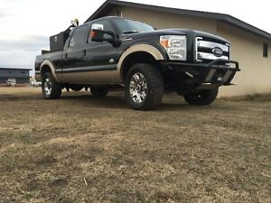 "2012 F350 SuperDuty ""King Ranch"" Diesel"