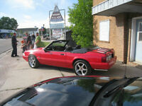 1993 Ford Mustang Convertible $750 OBO NEEDS TO FAST