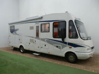 CONCORDE CHARISMA 830F / A CLASS / MERC / AUTO / SORRY NOW SOLD