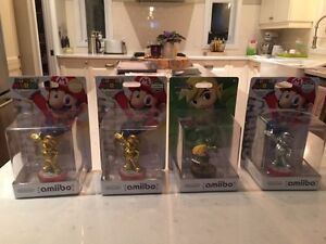Amiibo gold deal