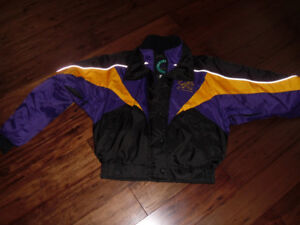 Ladies size 12 Mustang floater jacket