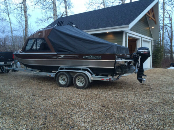 Used 2015 Thunder Jet Boats Yukon