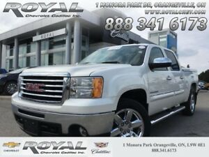 2012 GMC Sierra 1500 SLT  - Leather Seats -  Bluetooth
