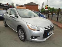 CITROEN DS4 1.6HDi DSIGN JUST 39,000 MILES 2 OWNERS 2 KEYS FINANCE AVAILABLE