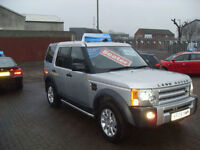 Land Rover Discovery 3 2.7TD V6 auto 2005 SE, 7 SEATER