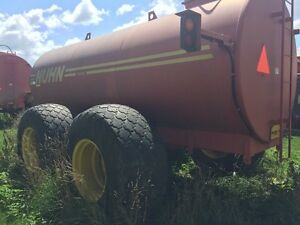 Nuhn 3600 liquid Manure Spreader
