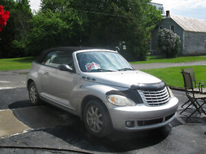 2006 Chrysler PT Cruiser full equip Cabriolet