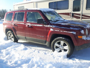 2014 Jeep Patriot !!