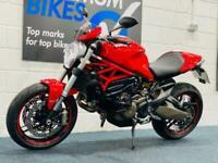Ducati Monster 821 STRIPE EDITION ! STUNNING
