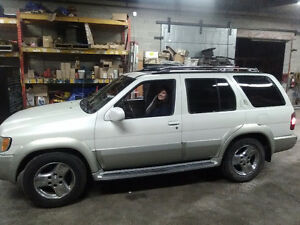 Trade 4x4 SUV for dirtbike