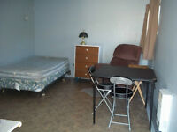 1 Bach Appt for Rent - $595/mth - Suitable for 1 - Airport Area