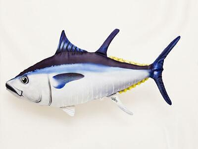 Atlantic Blue Fin Tuna Fish Cushion 66cm Pillow