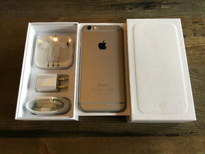 Apple iPhone 6 16GB Space Gray - UNLOCKED WITH WIND - SALE!