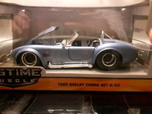 1:24 Shelby Cobra Jada