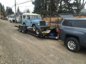 1969 Series 2A 88 Land Rover - Project- Collectors Vehicle