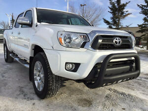 2014 Toyota Tacoma LTD 4X4...NOBODY GETS TURNED DOWN
