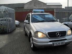 Mercedes-Benz ML 270 2.7 CDI AUTO