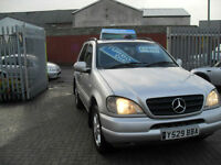 Mercedes-Benz ML 270 2.7 CDI AUTO