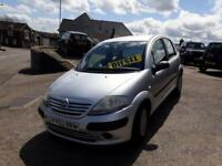 CITREON C3 1.4 HDI 5 DOOR HATCH £20.00 A YEAR ROAD TAX