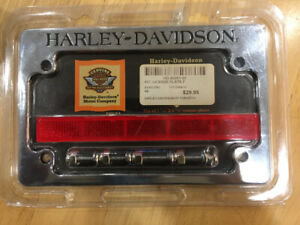 Harley-Davidson motocycle license number frame NEW sealed