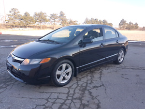 2008 Honda Civic Ex - Fully loaded!!!