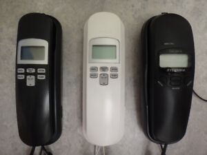 $10 VTech and $15 Sylvania Caller ID Corded Trimline Phones