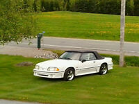 1988 Ford Mustang Cabriolet