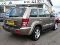 2005 Jeep Grand Cherokee 3.0 CRD Limited 5dr Auto 5 door Estate