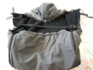 50$ CHIMPAROO BABY CARRIER/STROLLER/CAR SEAT COVER