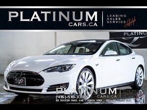2013 Tesla Model S ELECTRIC, NAVI, PANO