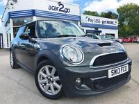 2013 MINI HATCH COOPER S Manual Hatchback